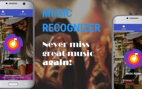 MusicRecognizer