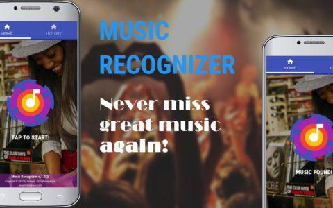 MusicRecognizer